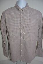 PAUL SMITH JEANS Tailored Fit Man's Casual Shirt NEW Size Large Retail $245