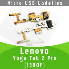 ✅ Lenovo Yoga Tab 2 Pro 1380F Original Micro USB Buchse Flex Volume Knopf Audio