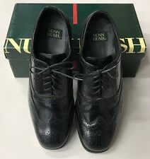 Mens NUNN BUSH Ashton Black #83299 Leather Dress Flex Shoes Size 10 M WORN ONCE!