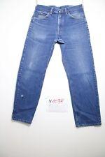 Lee (Cod.Y1039) Tg.47 W33 L30 femme jeans d'occassion VINTAGE BOYFRIEND