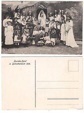 Schrattenbach Markt Dietmannsried Allgäu,Kinder inTracht beim Lourdes Spiel 1909