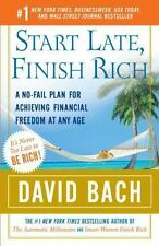 Start Late, Finish Rich: No-Fail Plan for Achieving Financial Freedom at Any Age