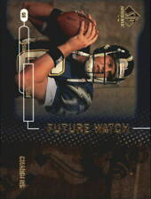 1998 SP Authentic Football Card #26 Ryan Leaf Rookie /2000