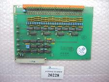 Digital input card Keba E-32-DIGIN / D1321E, Engel injection molding machines