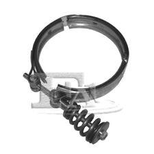 FA1 Rohrverbinder Schelle 969-802 Klemmschelle für ZAFIRA OPEL ASTRA A05 Eingang