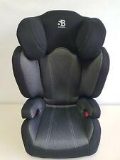 SB Safety Baby Kindersitz mit Isofix Gr. 2/3 15-36 kg schwarz BH6060 AS
