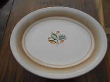Vintage Grindley Art Deco Serving Plate 14 x 11.75""