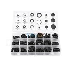 125pcs Rubber Grommet Solid Plug Assortment For Automotive Auto Body Sheet Metal