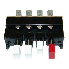 SWITCH 25AMP W/4 Push Buttons ARK-LES WARING BLENDER CB-6 CB-10 CB-15 421067