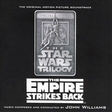 Star Wars: The Empire Strikes Back Limited Edition Slipcase 2 CD John Williams