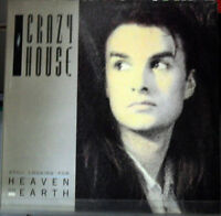 Crazy House: Still Looking For Heaven on Earth - LP Promo White Label