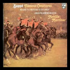 SUPPE OVERTURES -  SPAIN LP 1981 - NEVILLE MARRINER