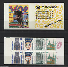 Bund MH 31 postfrisch SWK Markenheftchen Sehenswürdigkeiten 1406 C+D,1342 C+D...