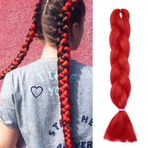 Red Dreadlocks Hair Extensions For Sale In Stock Ebay