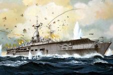 Graf Zeppelin Kriegsmarine Plan Z World War 2 German Aircraft Carrier Painting