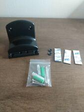 Headset Hanger Headphone Hook Holder Desk Wall Door Mount Clamp Space Saver NEW