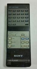 SONY RM-D302 CD Player Remote Control for CDP102 CDP103, CDP302 CDP520ES-tested