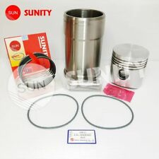 TAIWAN SUNITY - YSE12 liner kit piston pin clips rings for yanmar engines