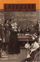 The Witchcraft of Salem Village (Landmark Books) by Shirley Jackson
