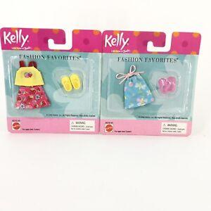 Kelly Doll Fashion Favorites 2000