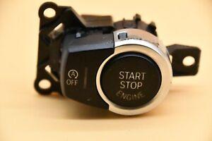 ✅ 2011- 2017 BMW X3 Engine Ignition Start Stop Button w/ Auto Start OEM