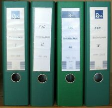 s1719) Niederlande Ersttagsbriefe ca 730 FDC 1949 - 2005