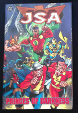 JSA Prince Of Darkness DC Comics Graphic Novel F/VF
