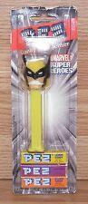 2004 Marvel Super Heroes Black & Yellow Batman PEZ Dispenser Collectible Item!