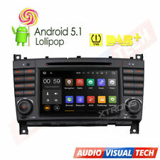 Android Vehicle DVD Players for C-Class