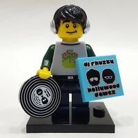 "LEGO Collectible Minifigure #8833 Series 8 ""DJ"" (Complete)"