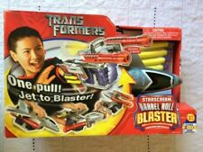 Hasbro Transformers Starscream Barrel Roll Blaster Action Figure