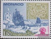 Monaco 1486 (kompl.Ausg.) postfrisch 1981 Arktis-Komitee