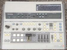 Fantastic Panasonic WJ-MX12 Professional Production Video Mixer