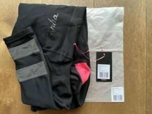 Rapha Brevet winter tights with pad Black (size large)