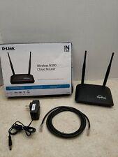 D-Link N300 Wireless 4-Port Router (DIR-605L)™