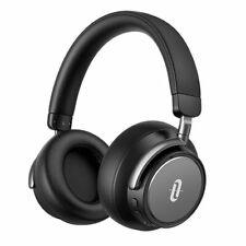 TaoTronics SoundSurge 46 Hybrid Noise Cancelling Wireless Headphones, Black