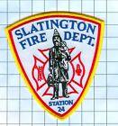 Fire Patch - Slatington Station 24