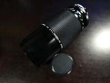 Vivitar 80-200mm f/4.5 MC Zoom Lens for Olympus OM System SLR Camera, OM Mount