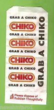 #D210. CHIKO ROLL PAPER BAG