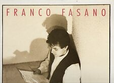 FRANCO FASANO disco LP 33 giri UN CIELO CHE NON SAI  made in ITALY Anna Oxa 1990
