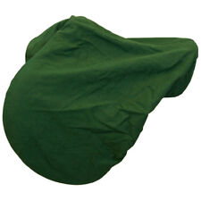 NEW Coronet English Cotton Saddle Cover - Green