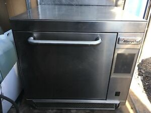 Merrychef Eikon E3 Microwave Combination Oven, 13amp normal pug fitted/warranty
