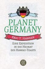 Planet Germany von Eric T. Hansen (2006, Klappenbroschur)