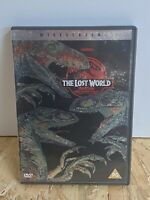 The Lost World - Jurassic Park DVD (2001) Jeff Goldblum, Spielberg Free Postage