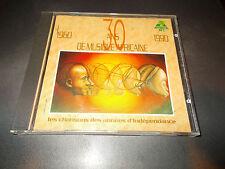 30 ANS DE MUSIQUE AFRICAINE CD LES CHANSONS DES ANNEES D'INDEPENDANCE