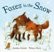 Foxes in the Snow 11 by Jonathan Emmett (2012, Paperback, Illustrated)