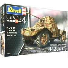 Revell 3259 1:35th échelle allemand wwii armoured scout véhicule p 204 (f)