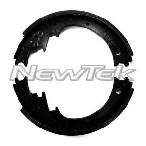 Drum Brake Shoe-Premium New Bonded Brake Shoe Front,Rear NewTek NB33