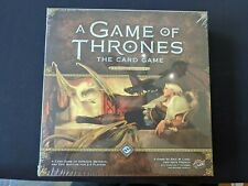 Game of Thrones Card Game Second Edition Core Set  NEW  &  SEALED