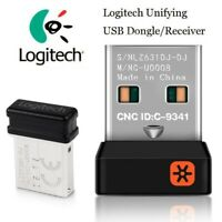 Wireless Unifying 6 Channel Dongle Receiver USB Logitech 6MM Keyboard Mouse AU